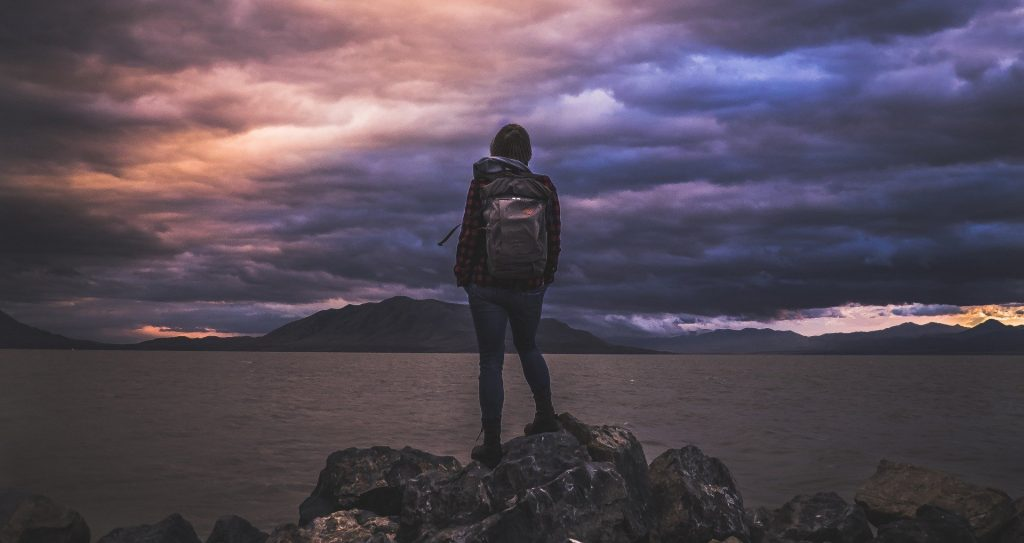 become a backpacker guide: get paid to walk