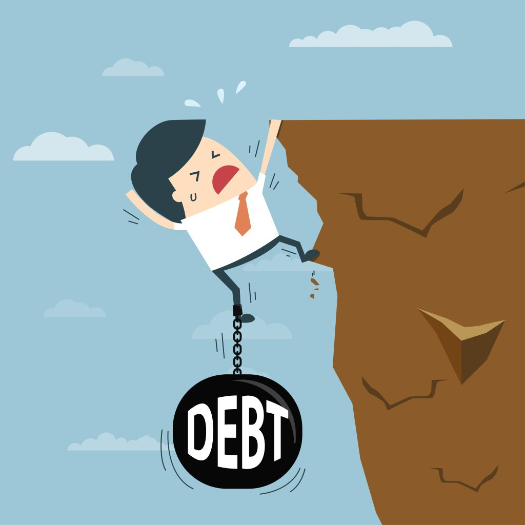 paying off debt will help you work out how to be happy