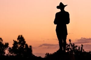 be a forest ranger: get paid to walk